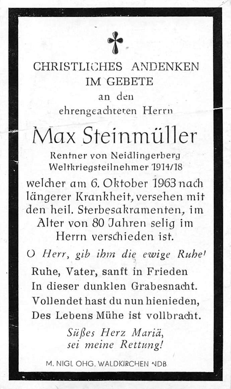 1963-10-06-Steinmüller-Max-Neidlingerberg