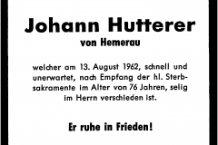 1962-08-13-Hutterer-Johann-Hemerau-Gründungsmitglied