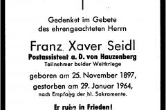 1964-01-29-Seidl-Franz-Xaver
