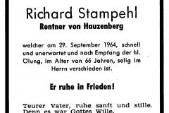 1964-09-29-Stampehl-Richard-Hauzenberg