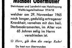 1965-11-29-Obermüller-Michael-Holzfreyung-Landwirt