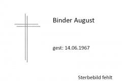 1967-06-14-Binder-August