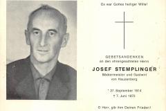 1970-06-07-Stemplinger-Josef-Hauzenberg-Baeckermeister
