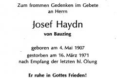 1971-03-16-Haydn-Josef-Bauzing