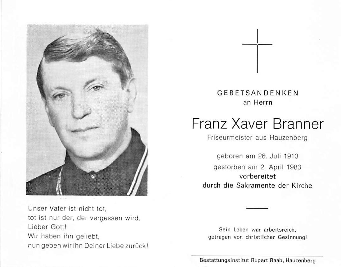 1983-04-02-Branner-Franz-Xaver-Hauzenberg-Friseurmeister-Vatl