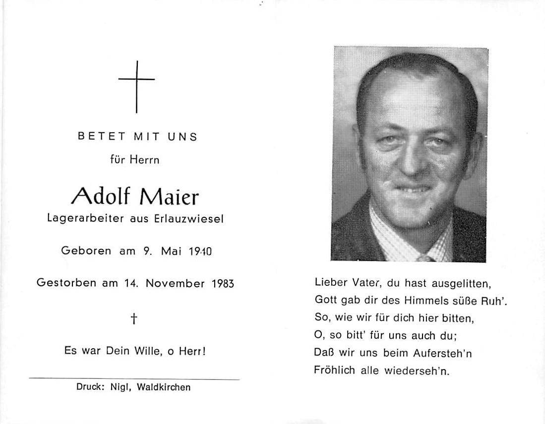 1983-11-14-Maier-Adolf-Erlauzwiesel-Lagerarbeiter