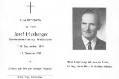 1983-10-05-Irlesberger-Josef-Waldkirchen-Schmiedemeister