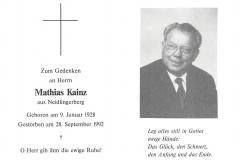 1992-09-28-Kainz-Mathias-Neidlingerberg
