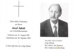 1992-10-26-Jakob-Josef-Unterhöhenstetten