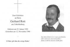 1996-11-12-Rott-Gerhard-Unholdenberg