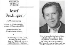 1998-11-15-Sexlinger-Josef-Oberkümmering