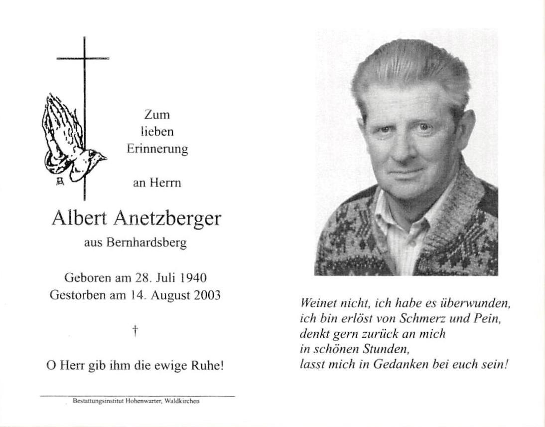 2003-08-14-Anetzberger-Albert-Bernhardsberg