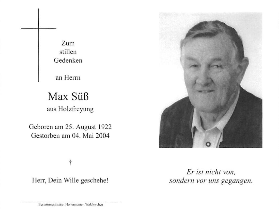 2004-05-04-Süß-Max-Holzfreyung
