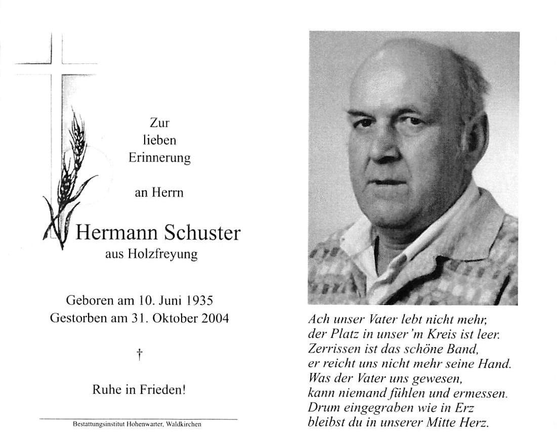 2004-10-31-Schuster-Hermann-Holzfreyung
