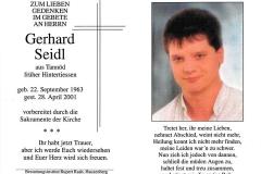 2001-04-28-Seidl-Gerhard-Tannöd-Hintertiessen