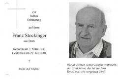 2001-07-29-Stockinger-Franz-Dorn