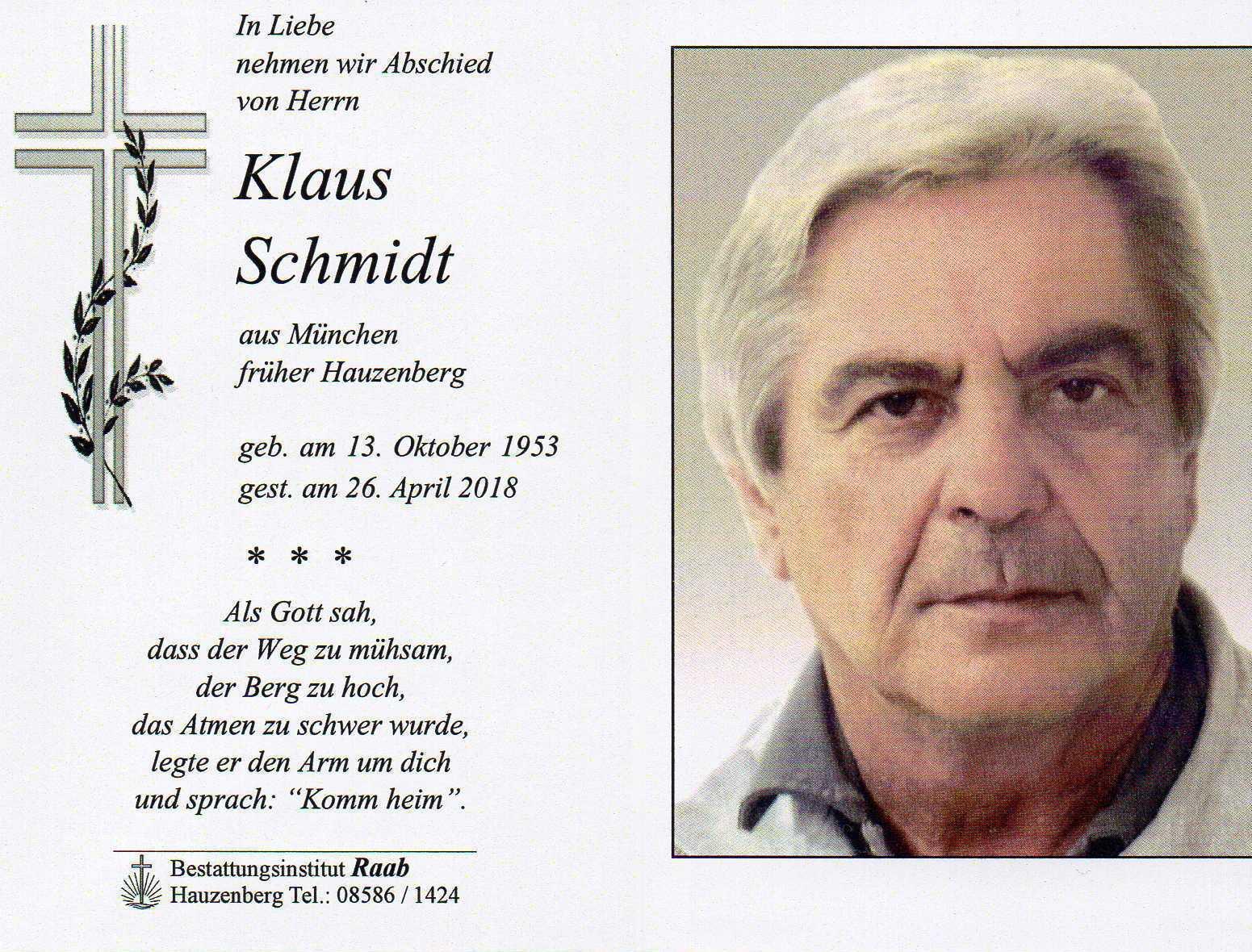 2018-04-26-Schmidt-Klaus-München-Hauzenberg