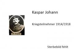 Kaspar-Johann