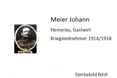 Meier-Johann-Hemerau-Gastwirt