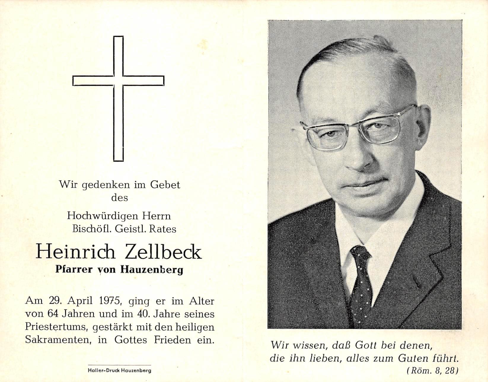 1975-04-29-Zellbeck-Heinrich-Hauzenberg-Pfarrer