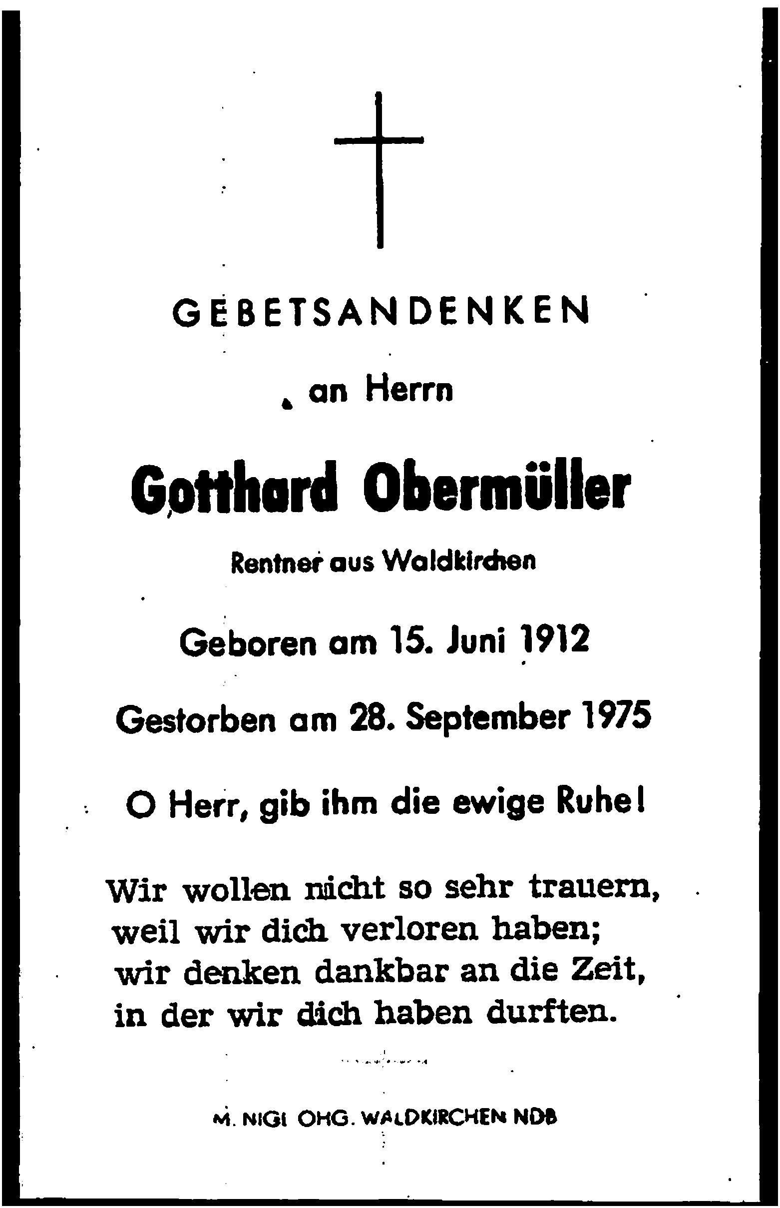 1975-09-28-Obermüller-Gotthard-Waldkirchen-Rentner