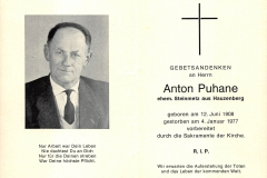 1977-01-04-Puhane-Anton-Hauzenberg-ehem.-Steinmetz