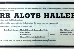 1960-01-25-Haller-Aloys-Hauzenberg-Buchdruckereibesitzer-Buchbindermeister