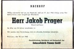 1962-06-17-Prager-Jakob-Bauzing-Kontrolleur-Nachruf