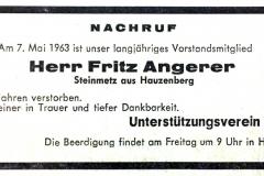 1964-05-07-Angerer-Fritz-Hauzenberg-Steinmetz-Nachruf-UVH