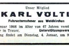 1966-01-04-Völtl-Karl-Waldkirchen-Fuhrunternehmer