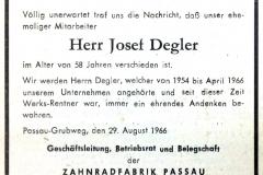 1966-08-24-26-Degler-Josef-Hauzenberg-Nachruf