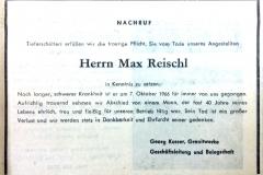 1966-10-07-Reischl-Max-Hauzenberg-Nachruf-