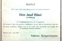 1970-06-01-Häusl-Josef-Fürsetzing-ehem-1.Vorstand-