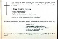 1973-03-15-Brem-Fritz-Holzfreyung-Landwirt-Kriegsteilnehmer