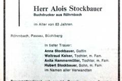 1978-07-19-Stockbauer-Alois-Röhrnbach-Buchdrucker-Kriegsteilnehmer
