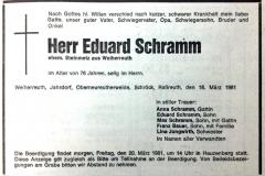 1981-03-18-Schramm-Eduard-Steinmetz