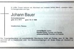 1984-05-15-Bauer-Johann-Waldkirchen-Schneidermeister