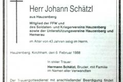 1988-02-06-Schätzl-Johann-Hauzenberg