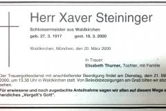 2000-03-18-Steininger-Xaver-Waldkirchen-Schlossermeister
