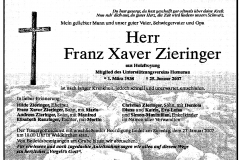 2007-01-25-Zieringer-Franz-Xaver-Holzfreyung